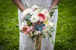 Bruidsboeket De Bloemenkeuken